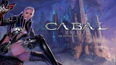 "CABAL ONLINE:Classic server ""Play ades"" Opened at 23th.January"