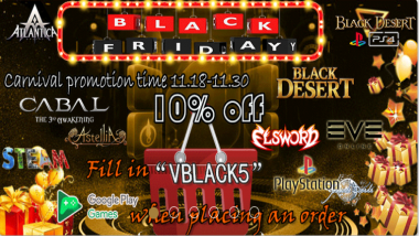 Vblack5 Black 5 10% discount code opened today