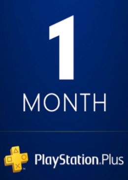 1 Month Playstation Plus