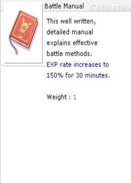 Battle Manual *50