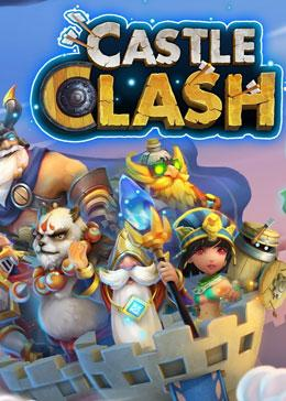 Castle Clash:BS Google Play Rechearge 10 USD