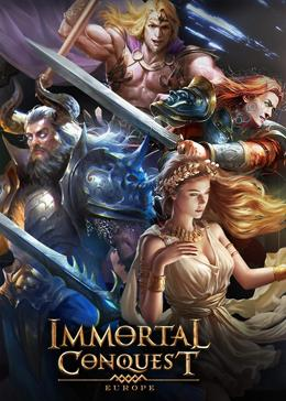 Immortal Conquest Google Play Rechearge 10 USD