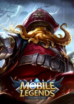 Mobile Legends Google Play Rechearge 50 USD